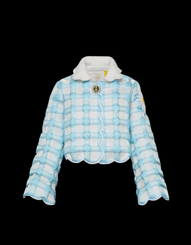 ELKE Sky blue 8 Moncler Richard Quinn Woman