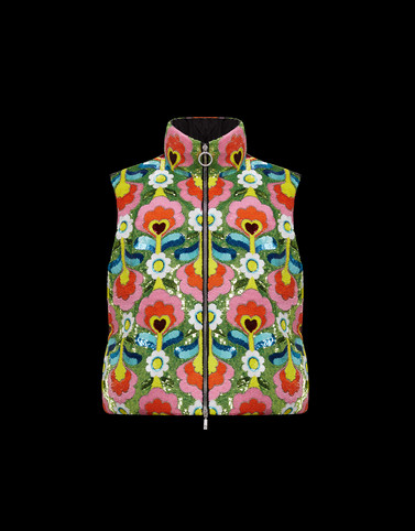 LIZA Multicolor View all Outerwear Woman