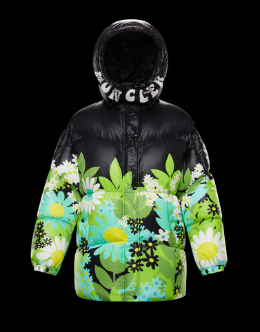ANJELICA Green 8 Moncler Richard Quinn Woman