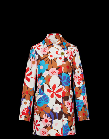 GOLDY Multicoloured View all Outerwear Woman