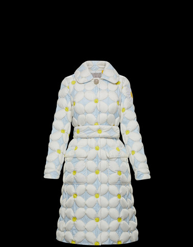 CANDICE Sky blue 8 Moncler Richard Quinn Woman