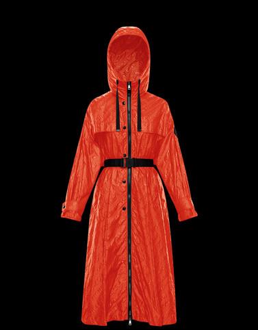 BOUTEILLE 橙色 短款外套 女士