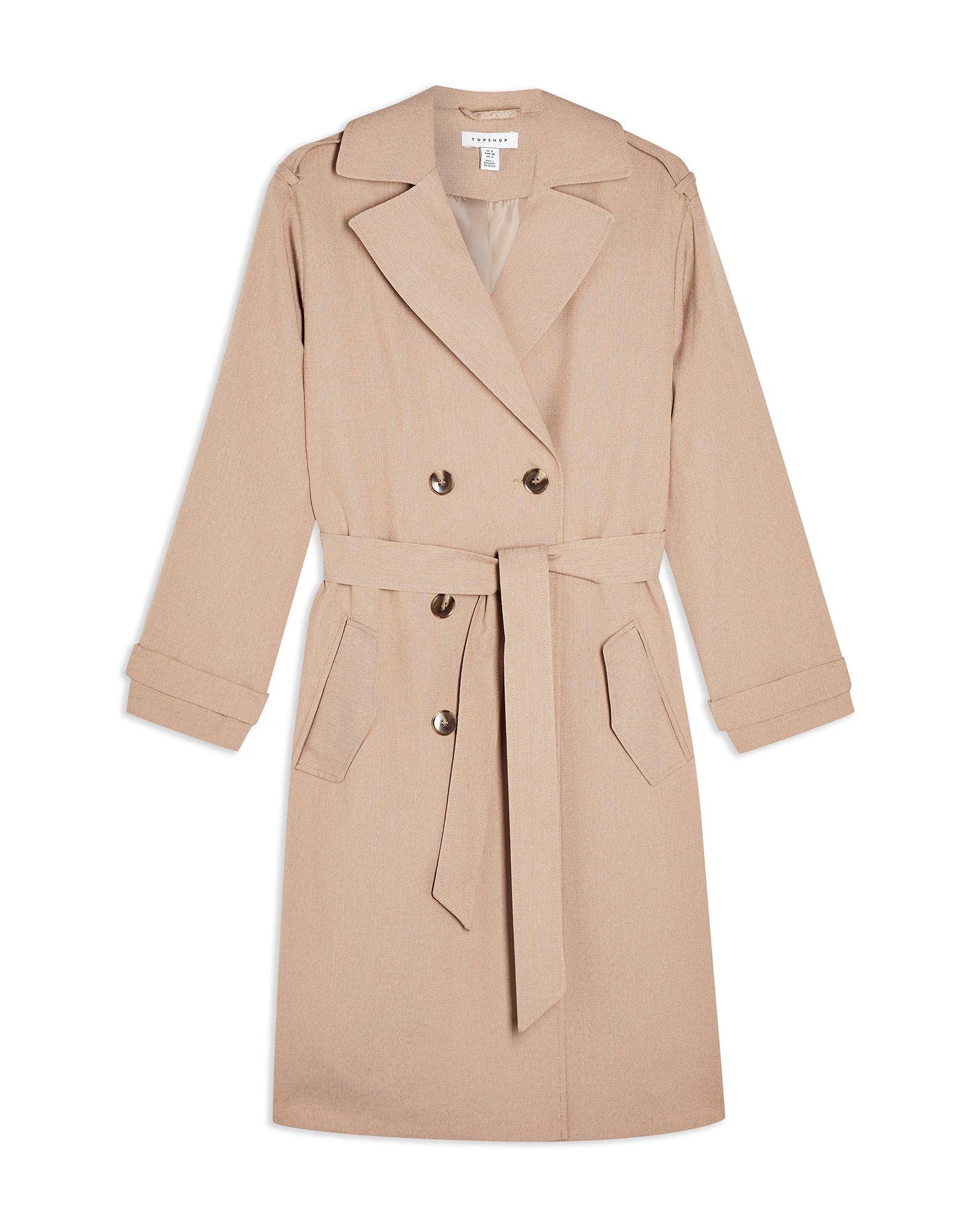TOPSHOP Легкое пальто