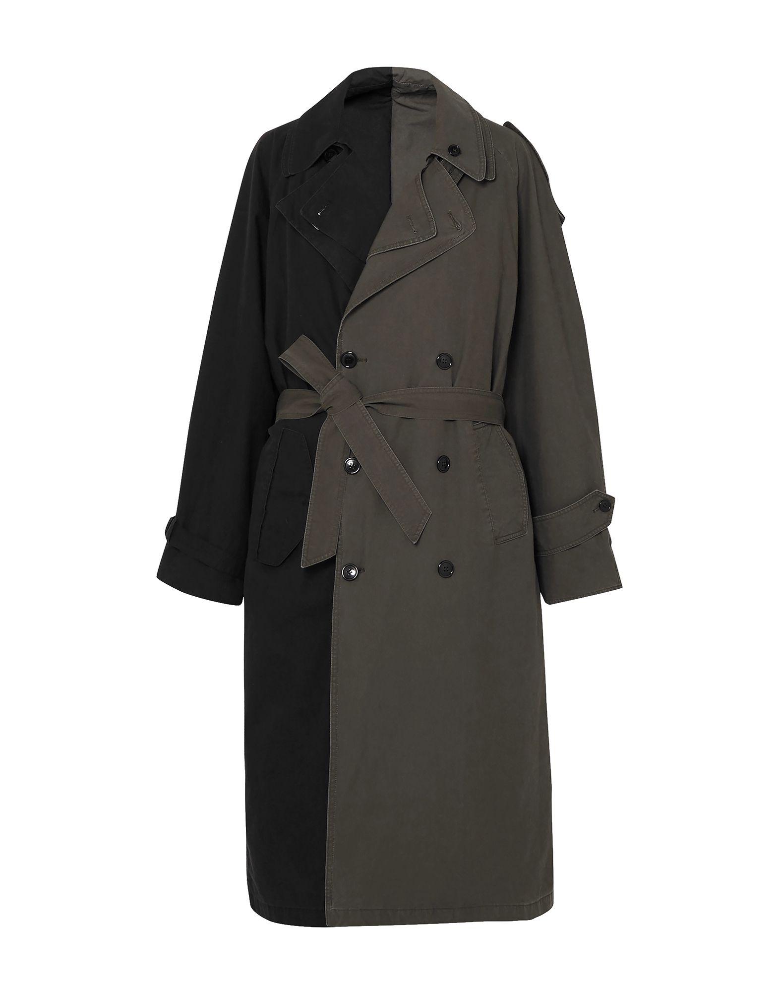 VETEMENTS Легкое пальто vetements x brioni легкое пальто