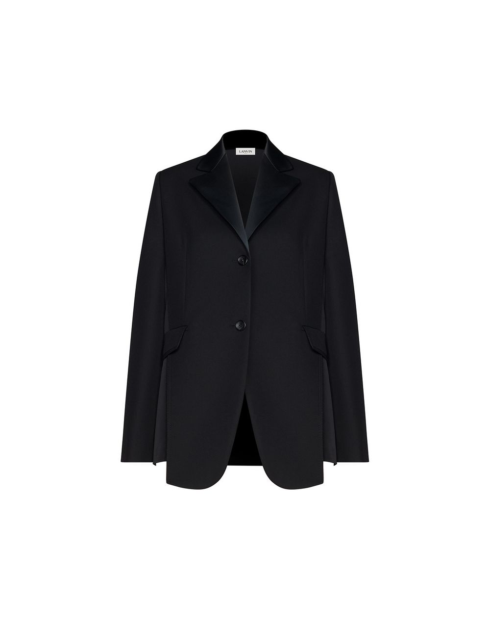 TWISTED SEAM TAILORED JACKET - Lanvin