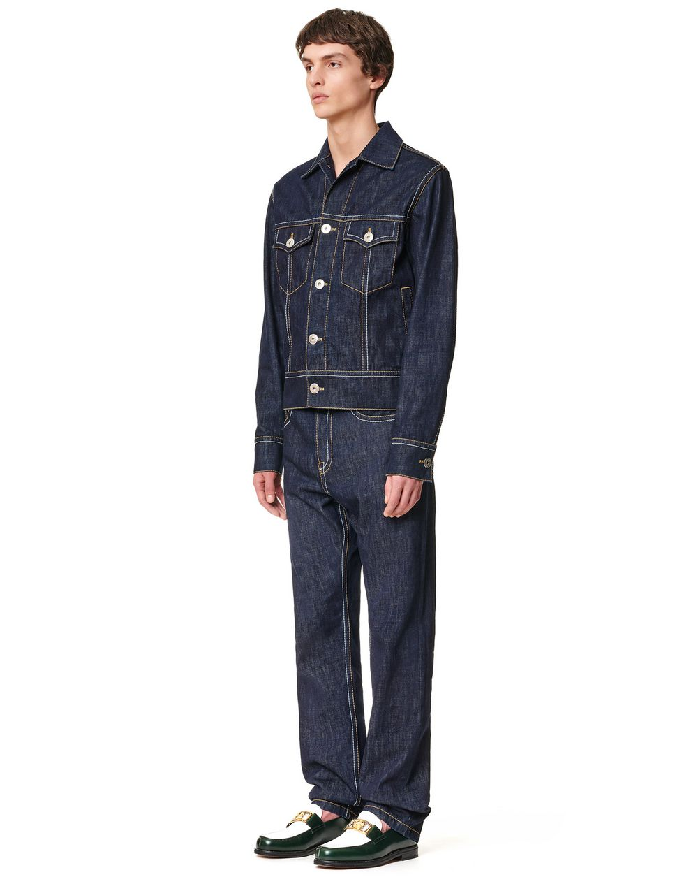DENIM JACKET - Lanvin