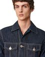 LANVIN Jacket Man DENIM JACKET f