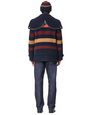 LANVIN Outerwear Man STRIPED PEACOAT f