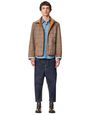 LANVIN Outerwear Man REVERSIBLE QUILTED BLOUSON f