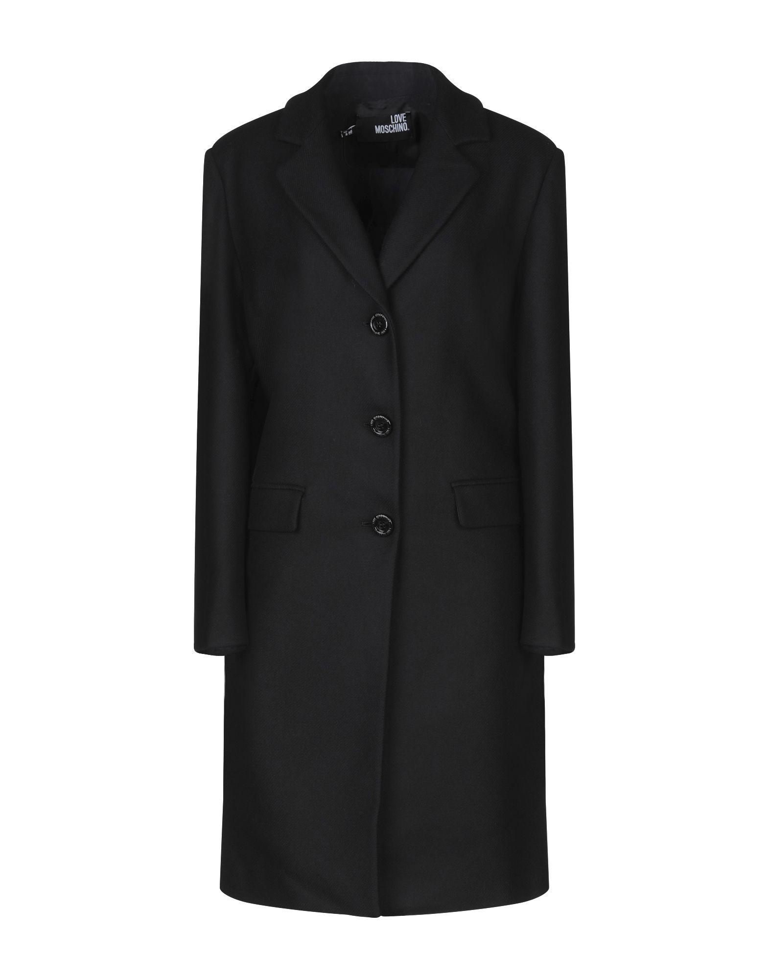 LOVE MOSCHINO Пальто