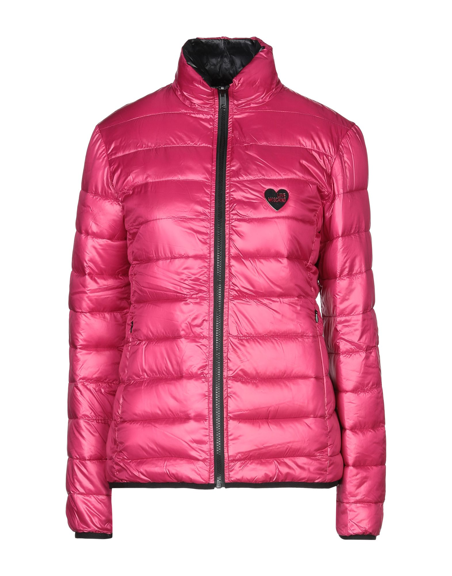 LOVE MOSCHINO Synthetic Down Jackets - Item 41967938