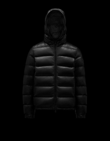 GEBROULAZ Black Category Short outerwear Man