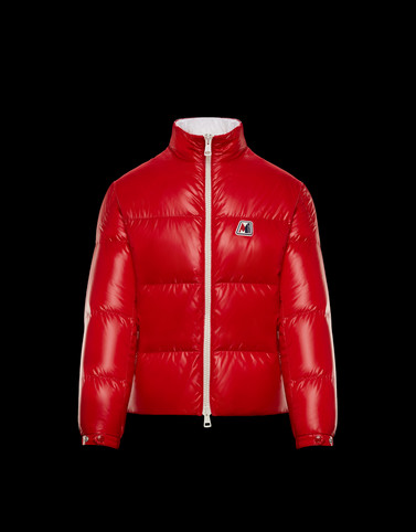 CHARTREUSE Red Category Short outerwear Man