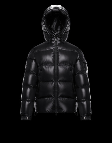 ECRINS Black Category Short outerwear Man