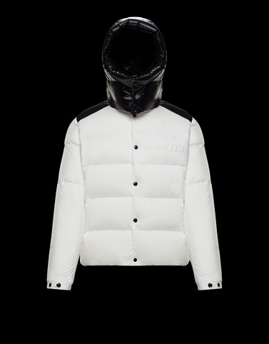 AUBRAC Blanc Doudounes Homme