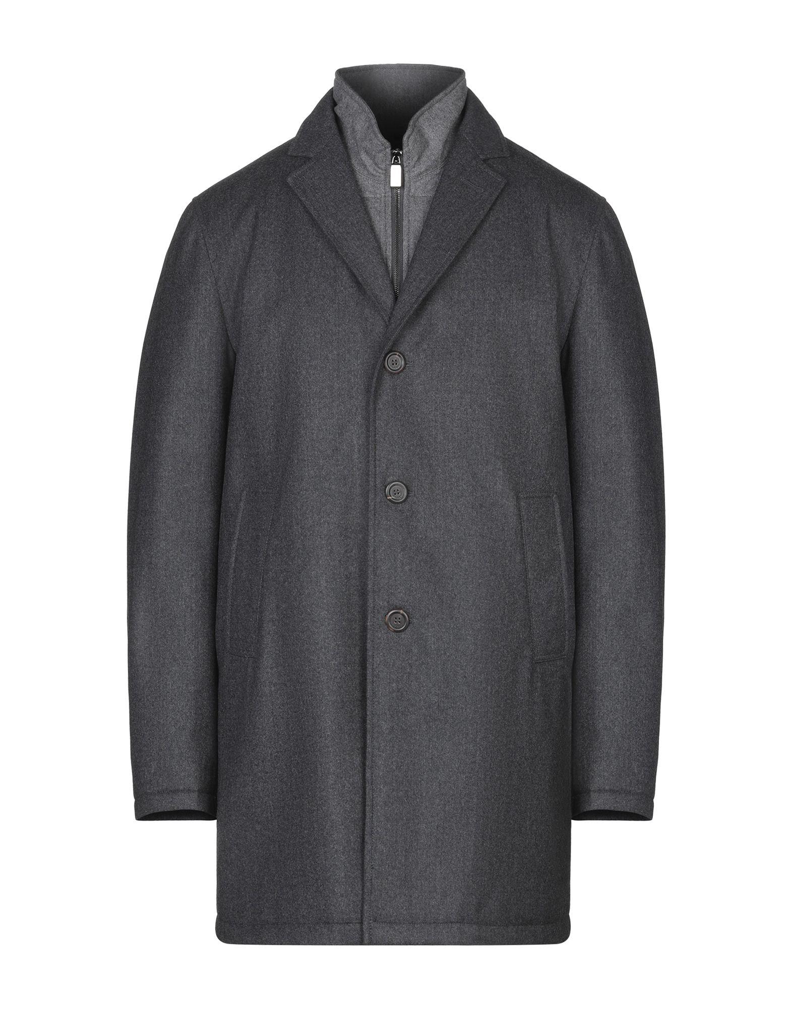 CANALI Легкое пальто canali легкое пальто