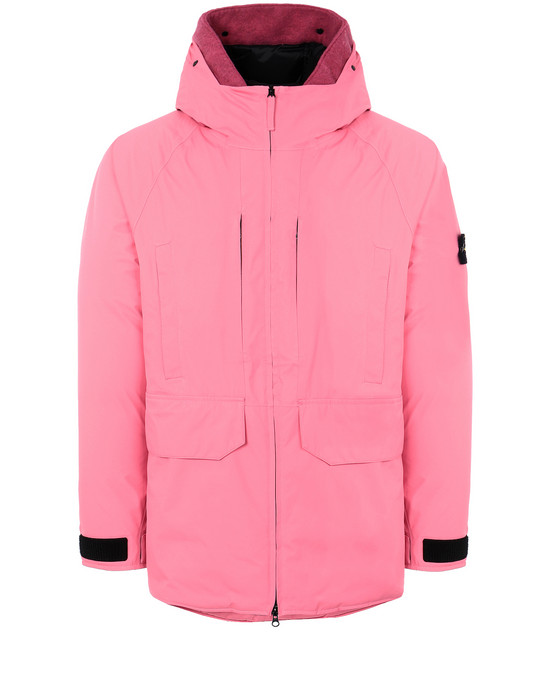 Sold out - STONE ISLAND 40230 RIPSTOP GORE-TEX PRODUCT TECHNOLOGY DOWN Jacket Man Cyclamen