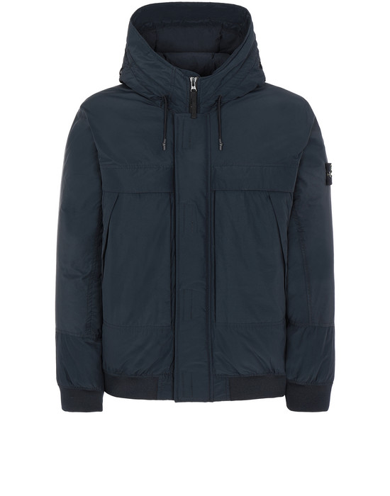 Sold out - STONE ISLAND 40826 MICRO REPS DOWN  Jacket Man Blue
