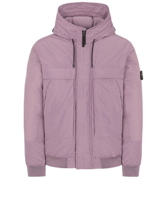 Blouson Homme 40826 MICRO REPS DOWN  Front STONE ISLAND
