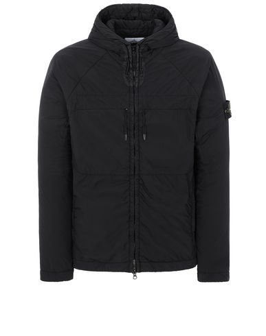 STONE ISLAND 41228 COMFORT TECH COMPOSITE Jacket Man Black USD 468