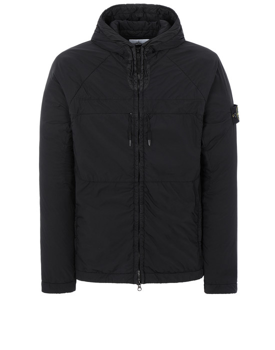 STONE ISLAND 41228 COMFORT TECH COMPOSITE Jacket Man Black