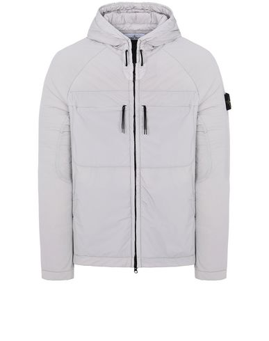 STONE ISLAND 41228 COMFORT TECH COMPOSITE Jacket Man Dark Grey EUR 680