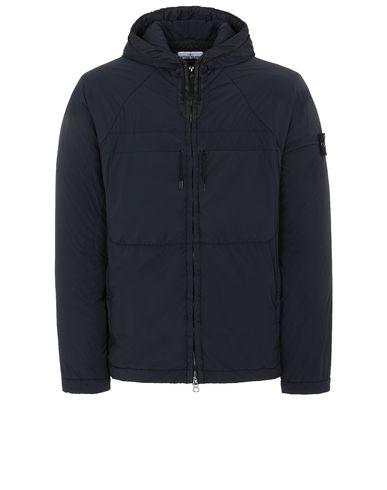 STONE ISLAND 41228 COMFORT TECH COMPOSITE Jacket Man Blue EUR 340