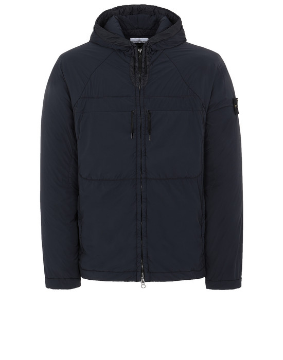 STONE ISLAND 41228 COMFORT TECH COMPOSITE Jacket Man Blue