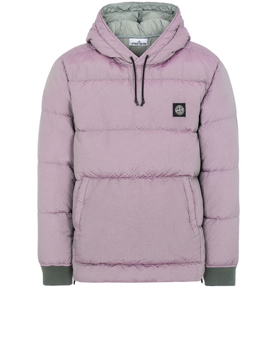 Jacket 43234 POLY-COLOUR FRAME DOWN-TC STONE ISLAND - 0