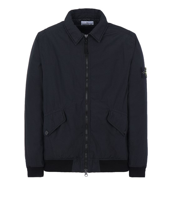 STONE ISLAND 42832 NASLAN LIGHT WATRO WITH PRIMALOFT®-TC Jacket Man Black