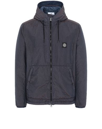 STONE ISLAND 44234 POLY-COLOR FRAME CON PRIMALOFT®-TC  Jacket Man Marine Blue USD 855