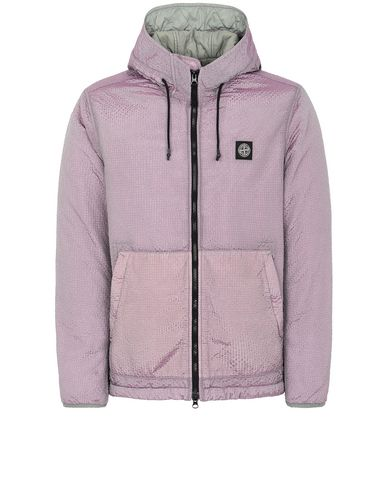 STONE ISLAND 44234 POLY-COLOUR FRAME CON PRIMALOFT®-TC  Jacket Man Sage Green EUR 669