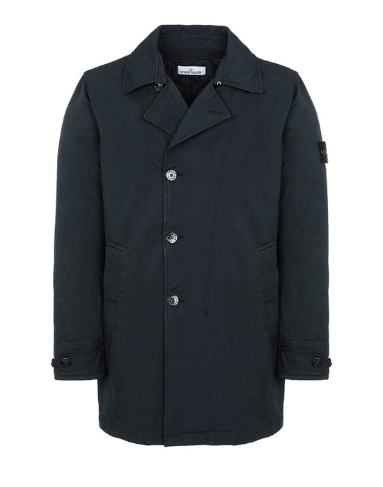 Manteau court Homme 42149 DAVID-TC WITH PRIMALOFT® INSULATION TECHNOLOGY Front STONE ISLAND