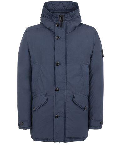 STONE ISLAND 42732 NASLAN LIGHT WATRO DOWN-TC Jacket Man Marine Blue USD 889