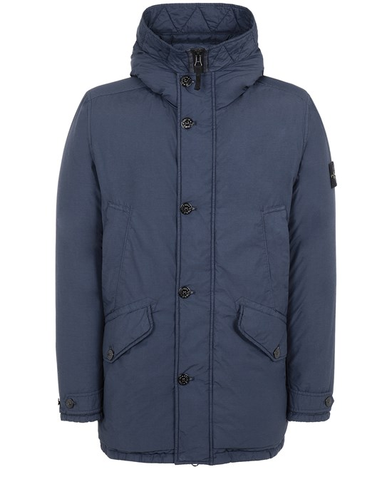 STONE ISLAND 42732 NASLAN LIGHT WATRO DOWN-TC Jacket Man Marine Blue