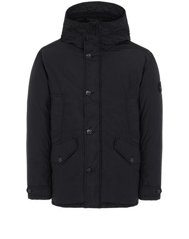 STONE ISLAND 42732 NASLAN LIGHT WATRO DOWN-TC Jacket Man Black EUR 959