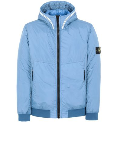 STONE ISLAND 40423 GARMENT DYED CRINKLE REPS NY WITH PRIMALOFT®-TC Cazadora Hombre Bígaro EUR 462