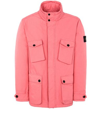 STONE ISLAND 42549 DAVID-TC WITH PRIMALOFT® INSULATION Mid-length jacket Man Cyclamen USD 1320