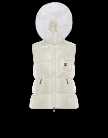 BALABIO White Waistcoats Woman