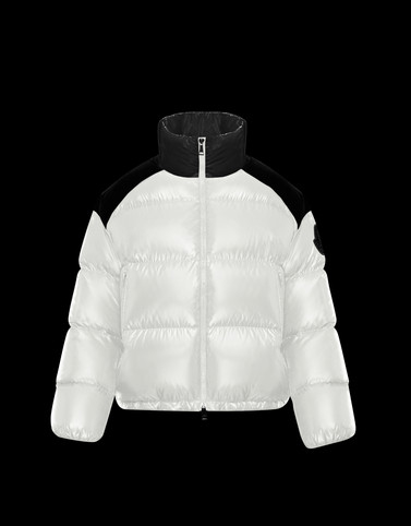 CHOUELLE White Category Short outerwear Woman