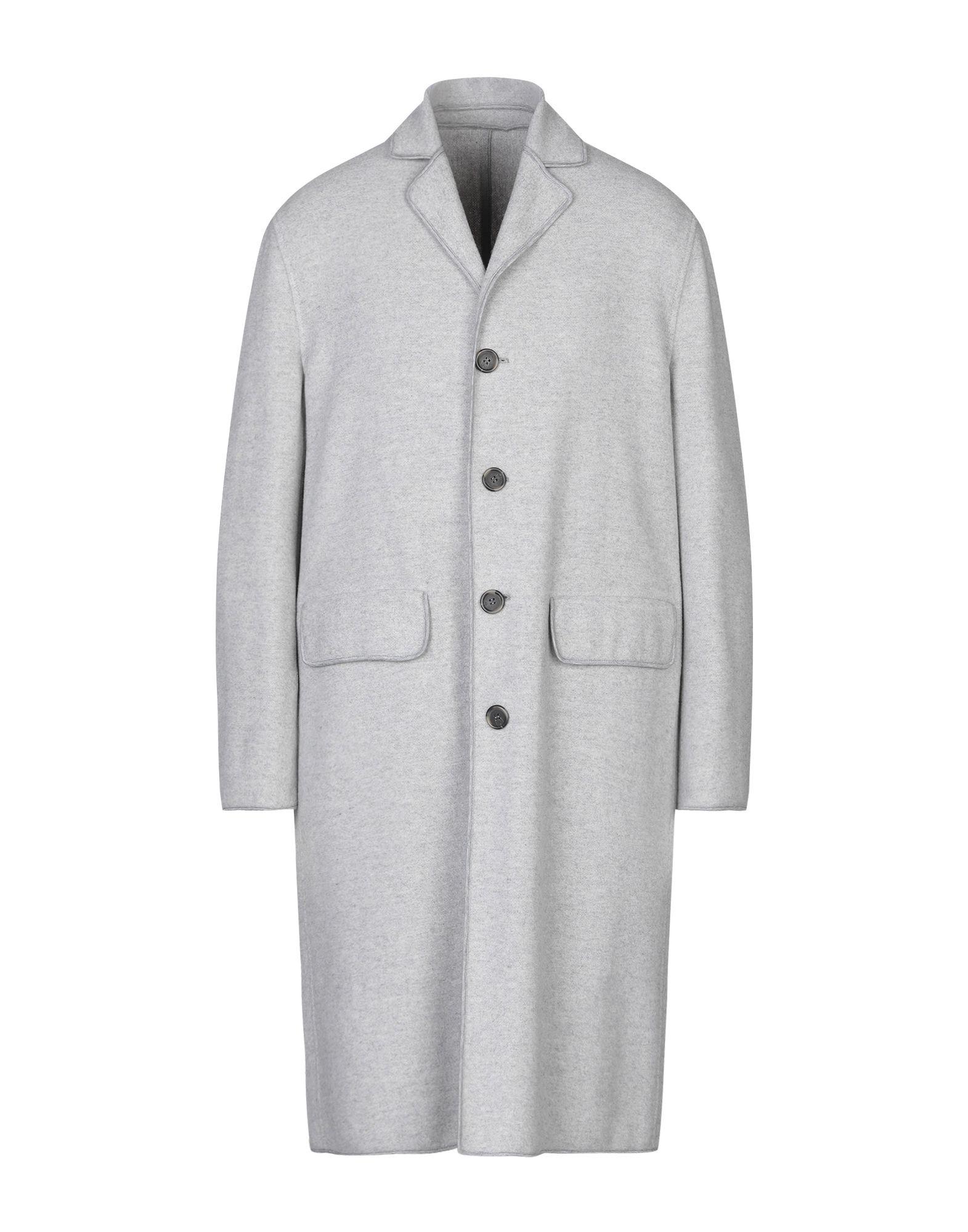 PAOLO PECORA Легкое пальто недорого