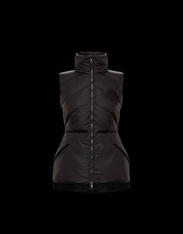ANA Black Vests Woman