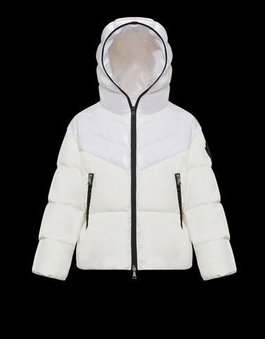 GUENIOC White Category Short outerwear Woman