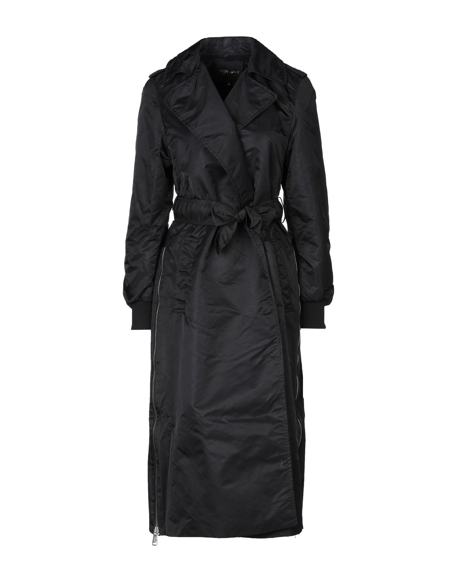 MAJE x SCHOTT Легкое пальто maje пальто