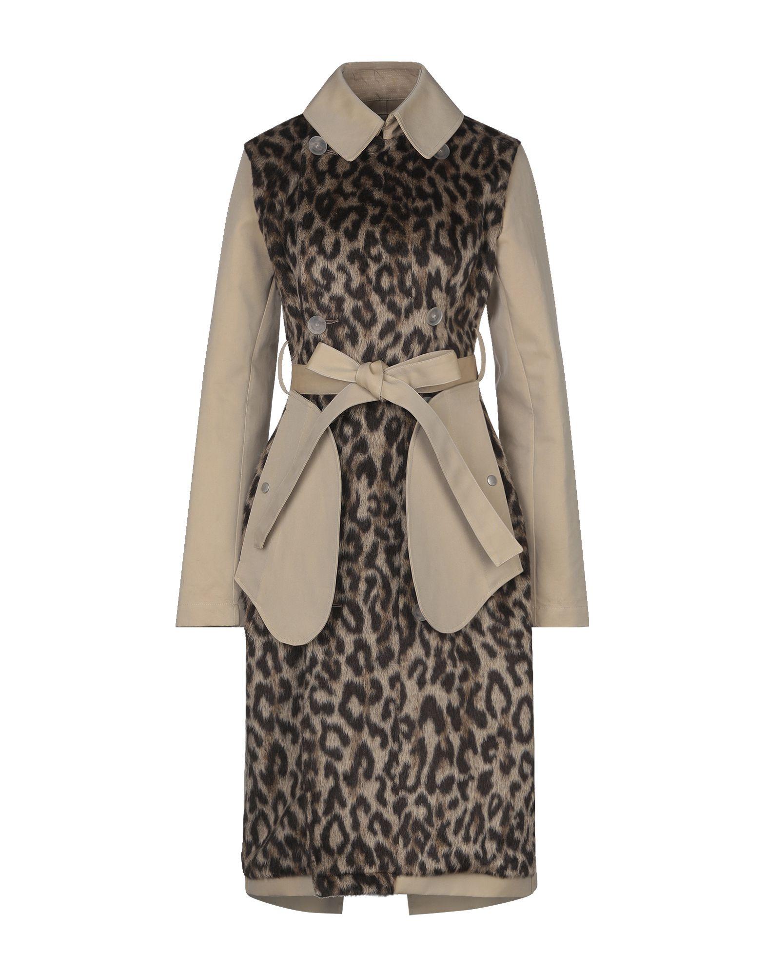 BEN TAVERNITI™ UNRAVEL PROJECT Легкое пальто