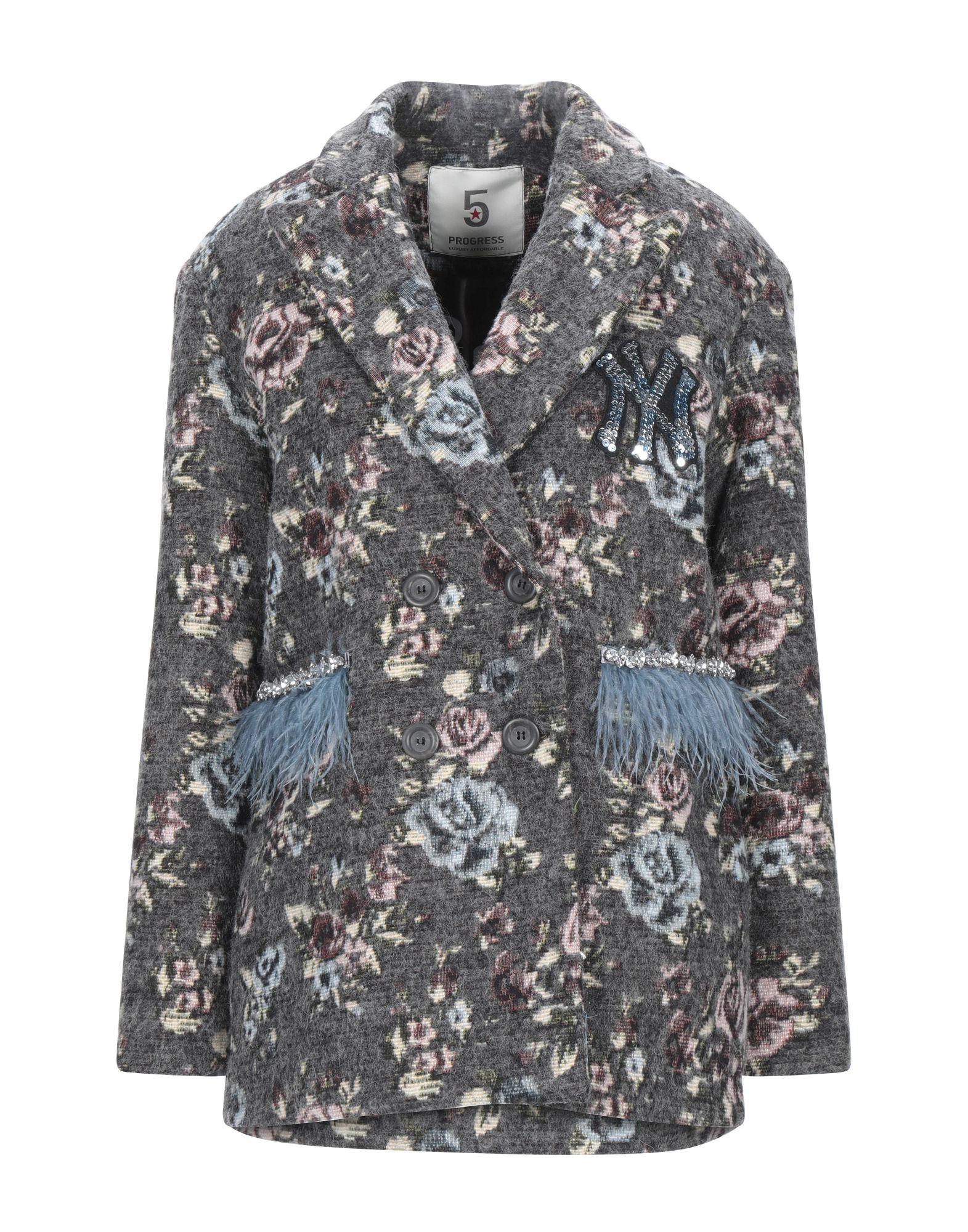 5 PROGRESS Пальто