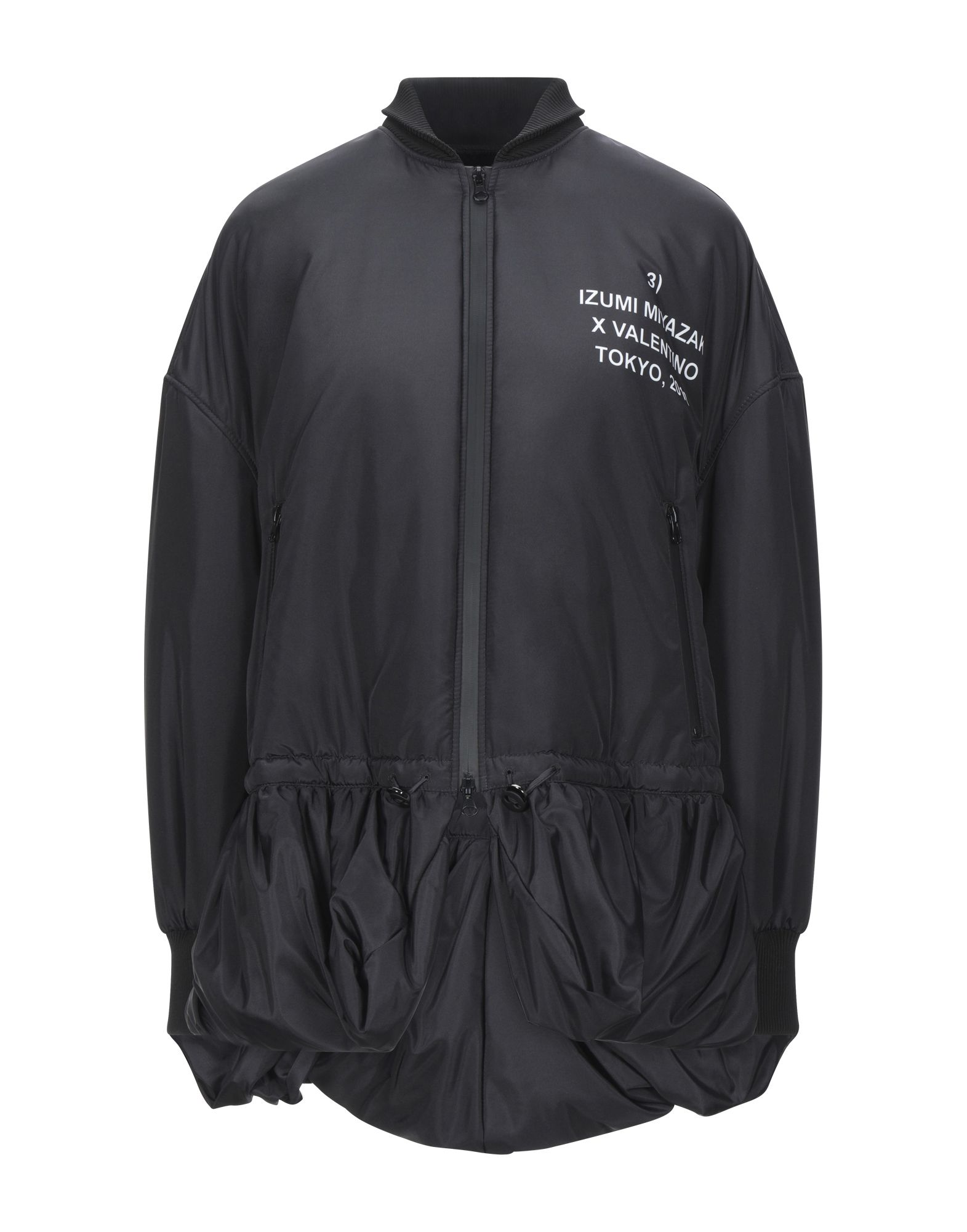 VALENTINO Synthetic Down Jackets - Item 41972158