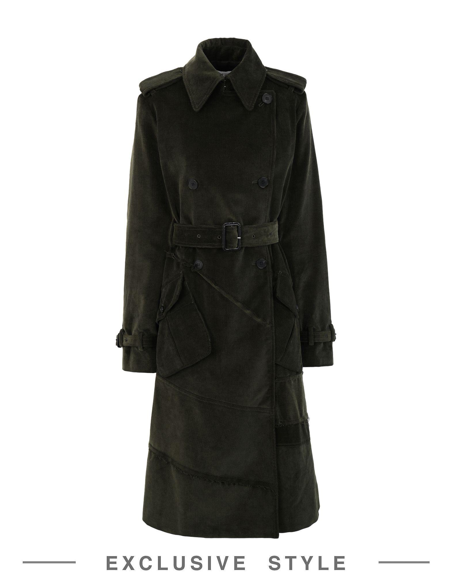 JW ANDERSON x YOOX Пальто