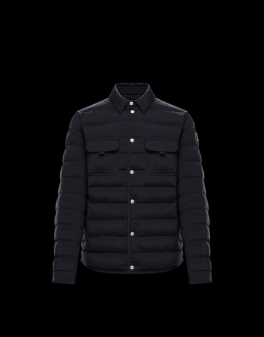 ZUMSTEIN Dark blue Category Short outerwear Man