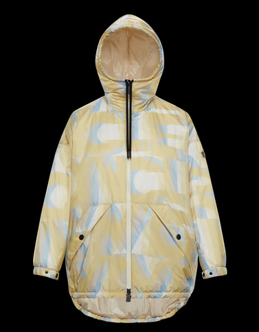 BLAVY Yellow Category Short outerwear Woman